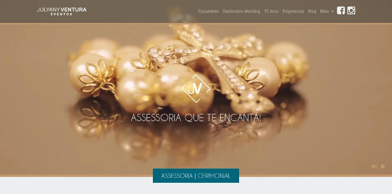JVEventos Website